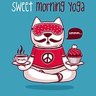 Sweet Morning Yoga by moryachok