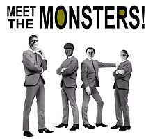 MEET THE MONSTERS by DGSDIRECT