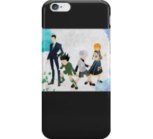 Hunter x Hunter Protagonists iPhone Case/Skin