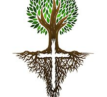 Rooted in Christ by Dan Lim