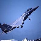 F-15 Take-off, Avalon International Airshow 1999 by muz2142