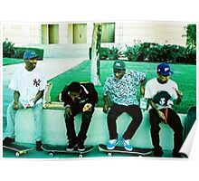 Tyler & Crew Poster