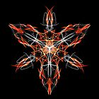 Energetic Geometry – Techno Shaman Energy Focus Invocation Symbol by Leah McNeir