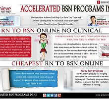 Accelerated BSN Programs In NJ by ourntobsn