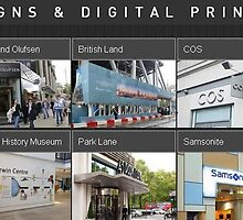 Large Format Digital Printing Services at NES Solutions by nes-solutions