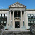Colt Memorial School, Memorial Hall by Trish Meyer