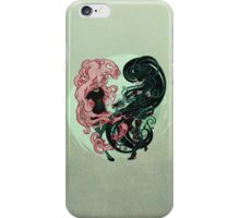 Bonnibel and Marcy: Complete me iPhone Case/Skin