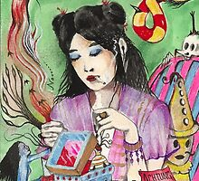 Pandora's Box by John Dicandia  ( JinnDoW )