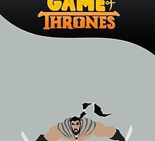 Khal Drogo (Game Of Thrones) by SmArtex