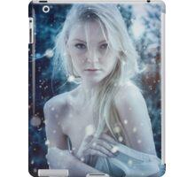 Lady Frost  iPad Case/Skin