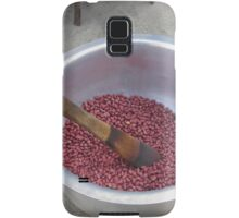 legumes and beans Samsung Galaxy Case/Skin