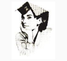 Audrey Hepburn pn06 by Palluch Atelier