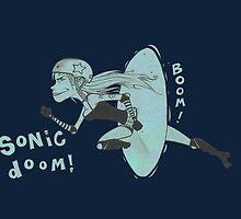 Sonic Doom by John Holdcroft