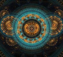 Mechanical butterfly by MartinCapek