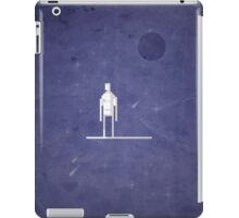 8-Bit Marvels Silver Surfer iPad Case/Skin