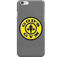 God's Gym (God of War) iPhone Case/Skin
