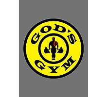 God's Gym (God of War) Photographic Print