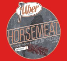 Uber Brand Horsemeat - Weathered with Stamp Kids Clothes