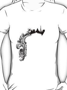 Ornate Paris T-Shirt