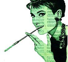 Audrey Hepburn an03 by Palluch Atelier