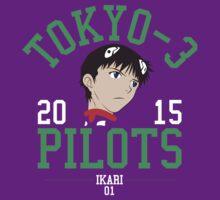 Pilot 01 by machmigo