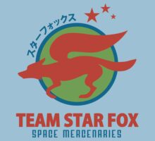 Space Mercenaries Kids Clothes