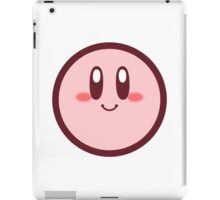 Kirby from Kirby: Canvas Curse iPad Case/Skin