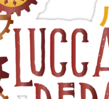 Lucca's Repairs Sticker