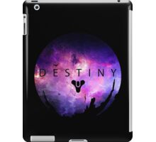 Destiny - Galaxy Logo by AronGilli iPad Case/Skin