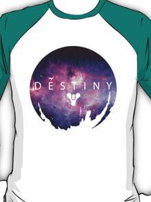 Destiny - Galaxy Logo by AronGilli T-Shirt