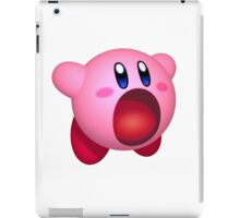 Inhaling Kirby iPad Case/Skin