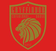 Gryffindor Crest Kids Clothes