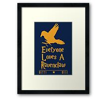 Witty & Wise Framed Print