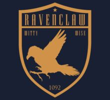 Ravenclaw Crest by machmigo