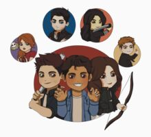 mccall pack s3 by Littleartbot