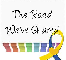 The Road We've Shared Logo by TRWS