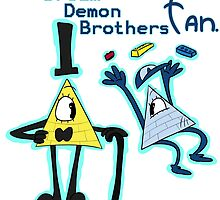 Dream Demon Brother Fan by cindymilt