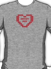 Markiplier's Heroes T-Shirt