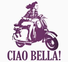 Ciao Bella Design by hogfishstudios