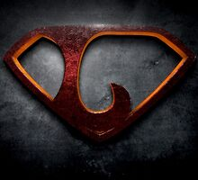 "The Letter L in the Style of ""Man of Steel"" by BigRockDJ"