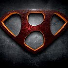"The Letter H in the Style of ""Man of Steel"" by BigRockDJ"