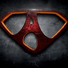 "The Letter A in the Style of ""Man of Steel"" by BigRockDJ"
