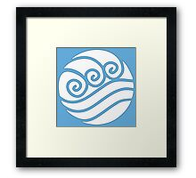 Waterbender Framed Print