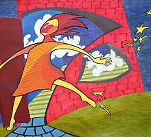 Dance Away by lynnnadal