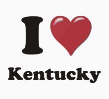 I Love Kentucky by ColaBoy