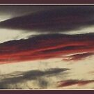 Red clouds by dOlier