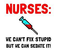 Nurses Sedated by AmazingMart