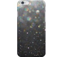 There Can Be No Light (Ombré Glitter Abstract) iPhone Case/Skin