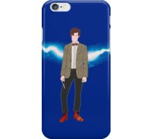 The 11th Doctor. iPhone Case/Skin