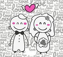 Just Married by janeemanoo